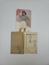 Butterick See & Sew 5382 Misses Top & Shorts Pattern - Size B 14 16 18 -... - $12.99