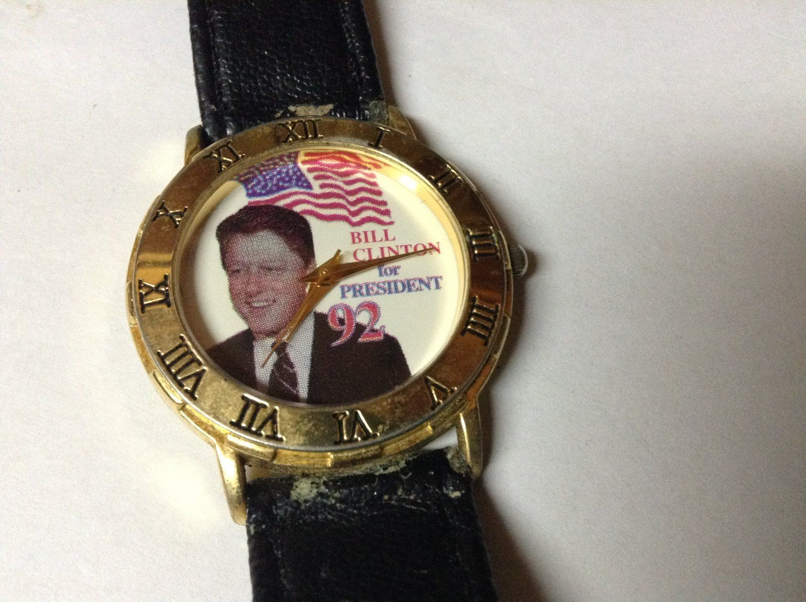 Bill Clinton for President 1982 Campaign Watch