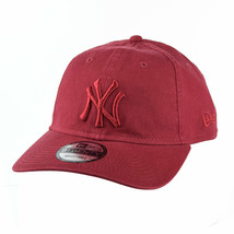 New Era New York Yankees Core Classic 9Twenty Adjustable Cap Hat Maroon ... - €21,24 EUR