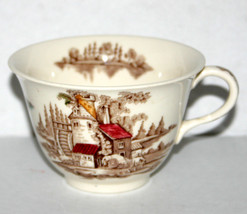 VINTAGE THE OLD MILL by JOHNSON BROS TEA / COFF... - $5.93