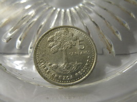 (FC-133) 1989 Guatemala: 5 Centavos - $1.00
