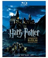 Harry Potter: Complete 8-Film Collection [Blu-ray] - $59.95