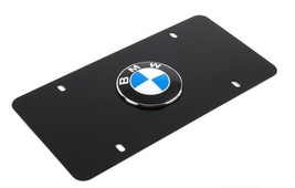 BMW Logo Marque License Plate Acrylic - HIGH GL... - $42.74
