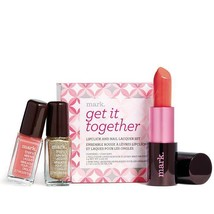 Avon mark Get it Together Lipstick and mini nail polish - $19.80