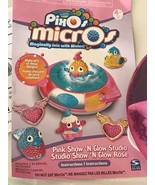 Pixos Micros Show N Glow Studio Craft Toy for Children Parts Studio Mold... - $9.99