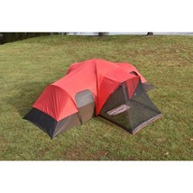 10-Person Family Camping Tent