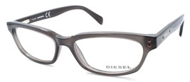 Diesel DL5038 020 Women's Eyeglasses Frames 52-16-140 Opal Dark Grey - $79.00