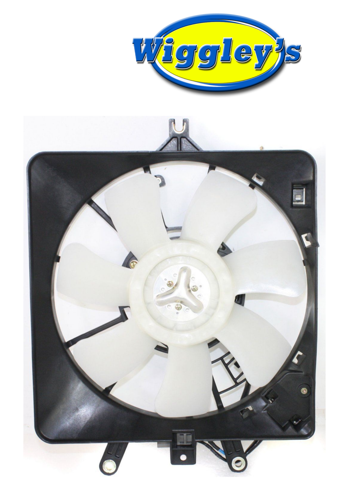 A/C CONDENSER FAN ASSEMBLY HO3120100 FOR 07 08 HONDA FIT