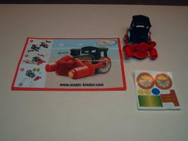 Kinder - 2007 2S-375 Train +  paper & sticker - surprise egg - $1.50
