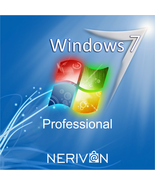Windows 7 Pro 64/32bit Lifetime Genuine key - Instant Email delivery - $17.99