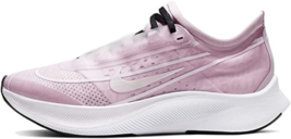 Nike Zoom Fly 3 Women's Running Shoes Iced Lilac/Light Violet-white-blac... - $116.61