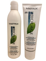 Matrix Scalptherapie Antidandruff Shampoo 16.9 OZ & Conditioner 8.5 OZ Set - $24.99
