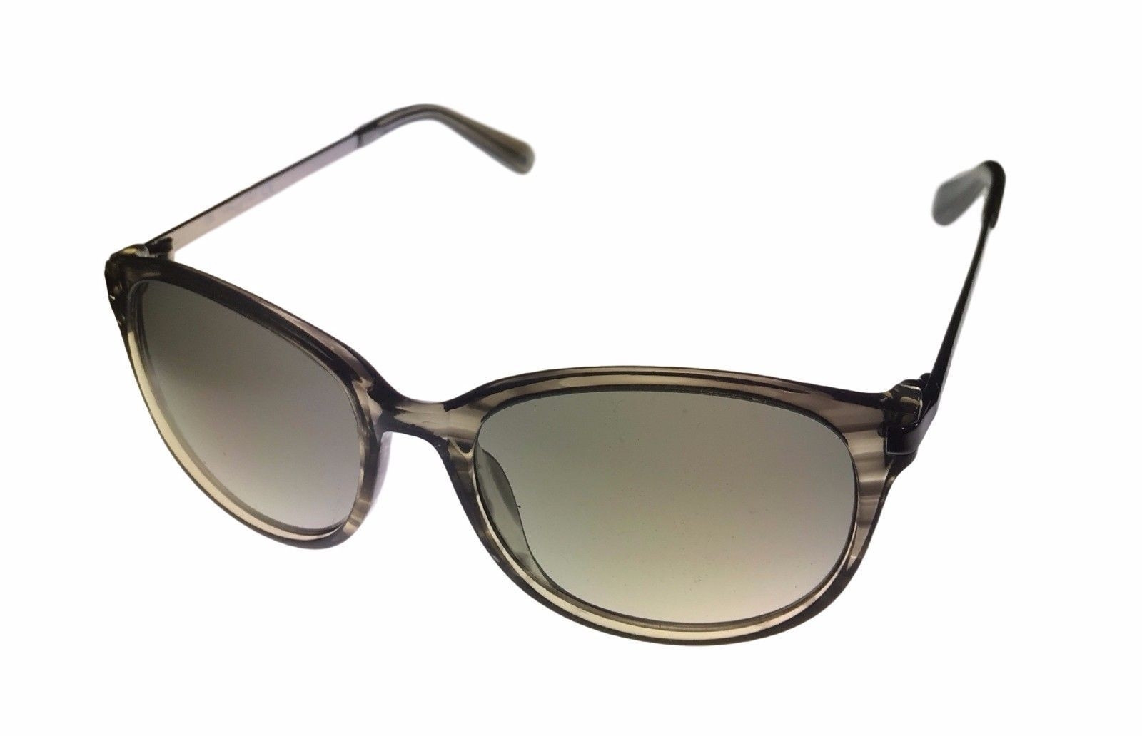 Kenneth Cole New York Mens Sunglass Soft Round Black, Smoke Lens KC7006 98F image 1