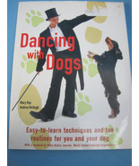 2 Dog Training Books Dog Tricks & Dancing With Dogs - $24.95