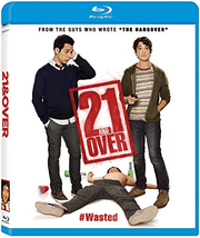 21 & over [Blu-ray + DVD]