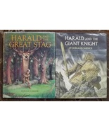 Harald and the Giant Knight and Harald and the Great Stag by Donald Carrick - $9.99