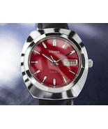 Mens Citizen Day Date 36mm Manual Wind Watch, c.1960s Vintage J7089 - $676.03