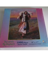 The Lord Is My Shepherd Jigsaw Puzzle 1000 pc By Morgan Weistling NEW SE... - $24.99