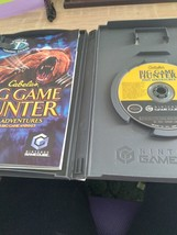 Nintendo GameCube Cabela's Big Game Hunter: 2005 Adventures image 2