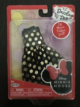 """Disney's Minnie Mouse Fashion Doll Outfit """"Dazzling Dots"""" - $11.99"""
