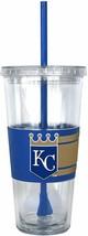 Kansas City Royals 22oz Straw Tumbler - MLB - $12.60