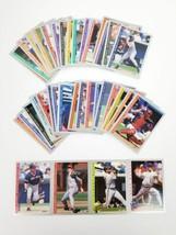 1993 Fleer Baseball Card Jack Clark Cards Lot Greg Maddux Albert Lee Sport  - $4.99