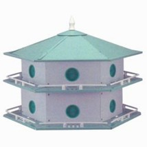 Aluminum Purple Martin House, White - $195.83