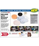 Pittsburgh Deluxe Headlight Lens Renewal Restorer Cleaner System - $38.86