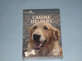 Extraordinary Dogs: Canine Helpers NEW DVD - $4.94