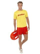 Smiffys Baywatch Strand Mitch Buchannon Erwachsene Herren Halloween Kost... - $33.59+