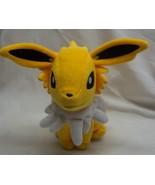 """TOMY Nintendo Pokemon RARE JOLTEON 8"""" Plush STUFFED ANIMAL Toy - $34.65"""