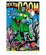 "Marvelmania 24 x 36 Reproduction Character Poster ""Doctor DOOM"" - Collec... - $45.00"