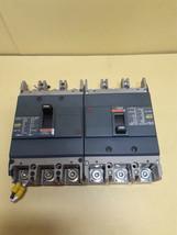 Schneider Merlin Gerin EZC250N 125A EasyPact 250 Circuit Breaker EZC250N - $65.00