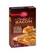 Betty Crocker Cheddar and Bacon Potatoes, 5.1 oz Box - $2.50