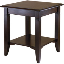 Winsome Wood 40220 Nolan Occasional Table, Puccino - $121.16