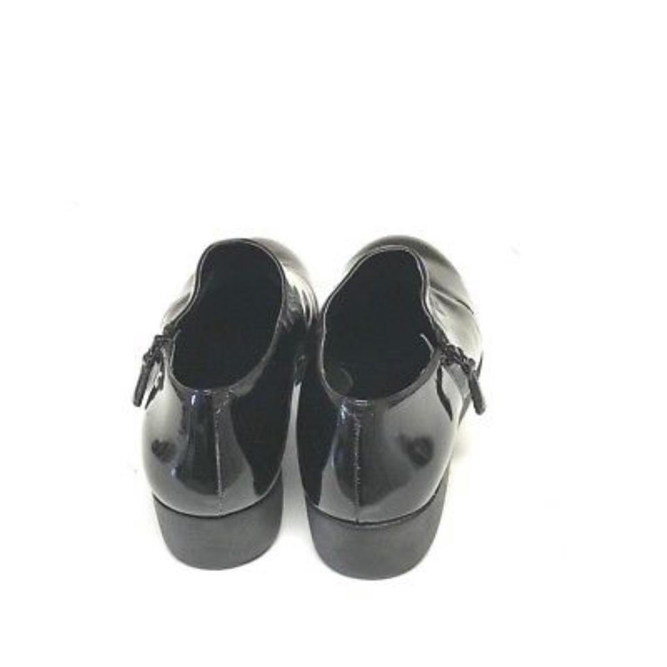 Cole Haan Callie Waterproof Rain Black Patent Leather Women's Size 11B