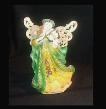 Ceramic Angel Figurine AB 761 Vintage
