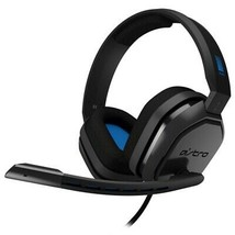 Refurb Logitech Astro A10 Wired Gaming Headset for PS4 & PC w/BoomMicrophone & 3 - $54.86