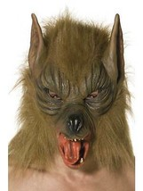 Wolf Mask, One Size, Halloween Fancy Dress/Cosplay Accessories #CA - $31.23