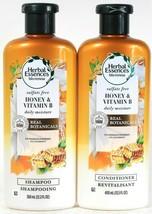 Herbal Essences 12.2 Oz Honey & Vitamin B Daily Moist Shampoo & Conditioner Set - $20.99