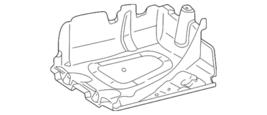 Genuine Mercedes-Benz Protect Shield 220-478-06-37 - $79.04
