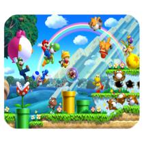 Mouse Pad Super Mario Bross Luigi Cute Funny Animation Fantasy Video Game - $6.00