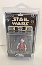 Disney Parks Star Wars Star Tours Daisy Duck Aurra Sing Action Figure Se... - $53.89