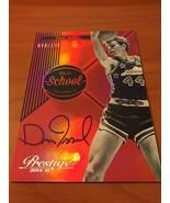 2014-15 Panini Prestige Basketball Old School Dan Issel Auto /175 Colonels - $8.90