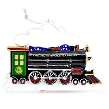 Kurt S. Adler Lionel Northpole Express Locomotive Train Christmas Ornament