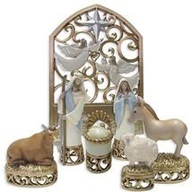Enesco Legacy of Love Holy Family 7-Piece Nativity - $53.78