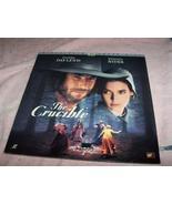 The Crucible THX Widescreen Laserdisc [Laser Disc] - $18.00