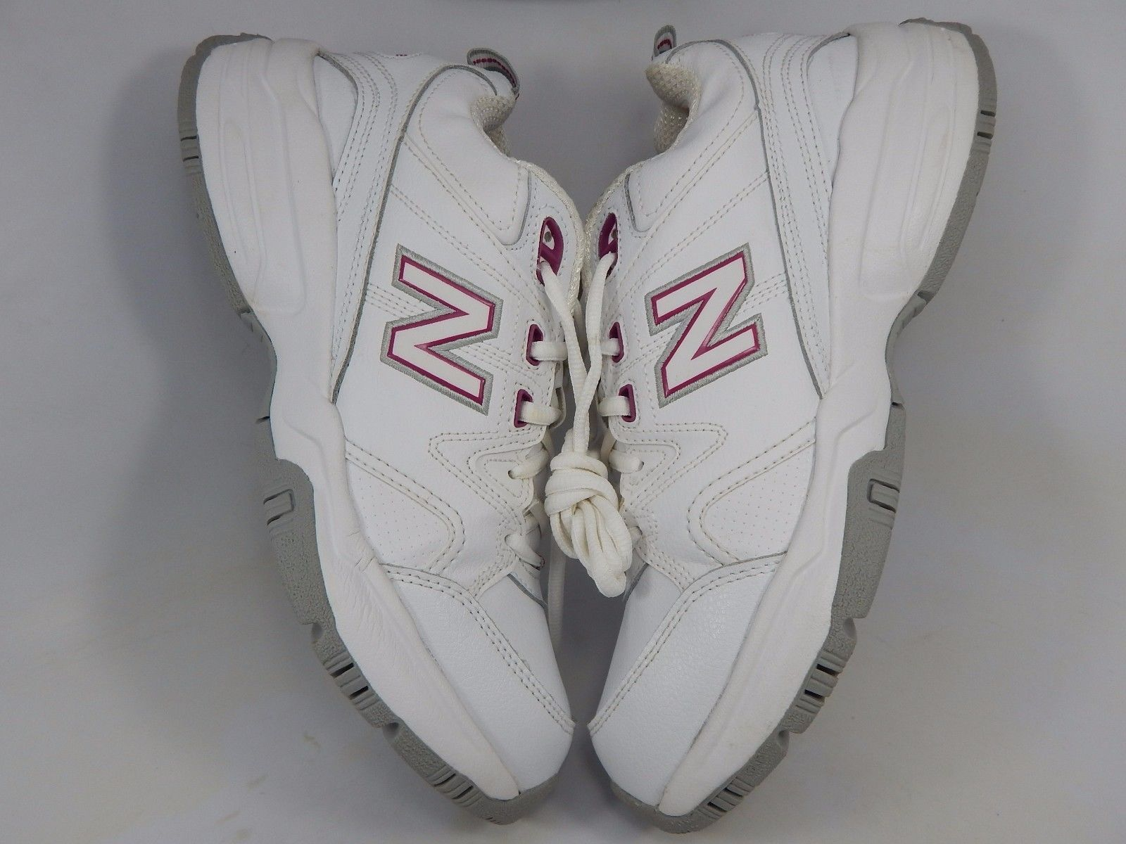 New Balance 609 v2 Women's Training Shoes Sz US 10 M (B) EU 41.5 White WX609CS2