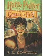 Harry Potter And The Goblet Of Fire (Book 4) [Hardcover] J.K. Rowling an... - $15.83