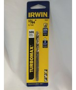 Irwin Turbomax High Speed Steel 17/64 73317 - $6.83